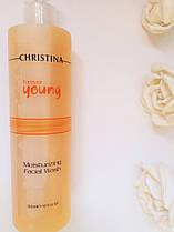 Увлажняющий гель для умывания Кристина, MOISTURIZING FACIAL WASH Forever Young Christina 300 мл