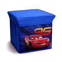 Ящик для игрушек Тачки DISNEY CARS от Delta Children