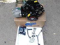 Двигатель для мопедов Alpha,Delta,Aktiv (110сс-полу-автомат)