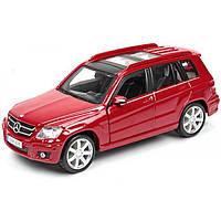 Bburago Автомодель Bburago Mercedes Benz GLK-Class (красный, 1:32) (18-43016-1)