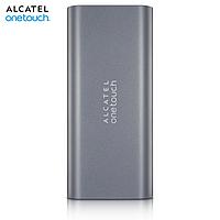 Внешний аккумулятор Alcatel 10400mAh DUAL USB PB80 Docking Station Power Bank (Smokey Gray)