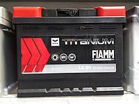 Аккумулятор автомобильный Fiamm Titanium 12V60Ah