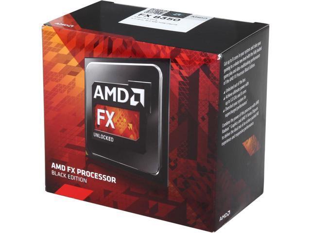 """Процесор AMD FX-8350 FD8350FRHKBOX X8 4GHz Tray """"Over-Stock"""" Б/У"""