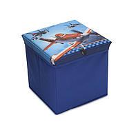 Ящик для игрушек Самолеты DISNEY от Delta Children
