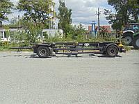 Прицеп контейнеровоз SCHMITZ