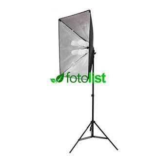 Набор постоянного студийного света с патронами для ламп Arsenal SLH-5070-4 (без ламп)