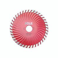 Алмазный диск  T.I.P. 115х7х22 турбоволна
