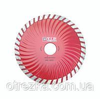 Алмазный диск  T.I.P. 125х7х22 турбоволна