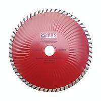 Алмазный диск  T.I.P. 180х7х22 турбоволна
