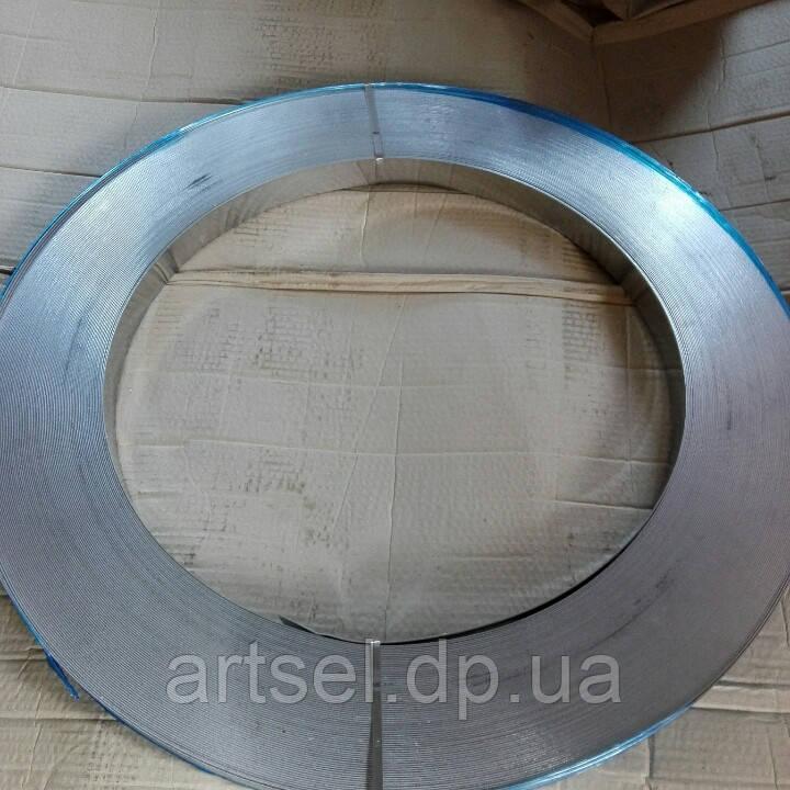 Штрипс нержавеющий 40х1,5мм AISI430 2В