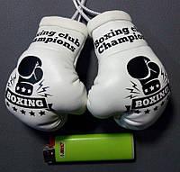 Сувенирные перчатки боксерские для авто сувенир брелок  Под заказ