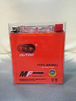 Аккумулятор мото Outdo YTX7L-BS (Gel)
