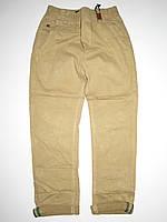 Котоновые брюки для мальчиков Grace оптом ,116-146 рр.