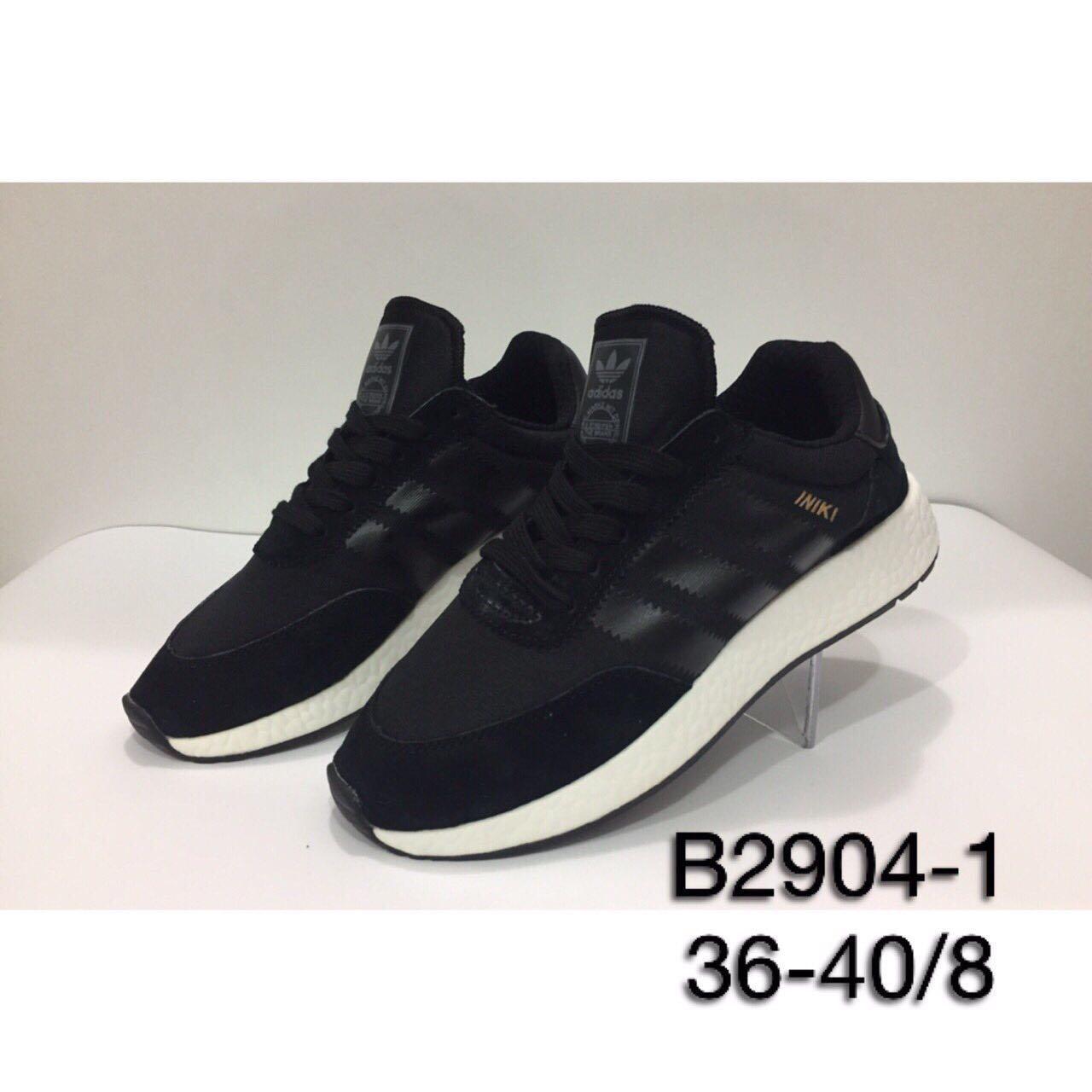 Подростковые кроссовки оптом Adidas Iniki Runner лицензия (36-40)