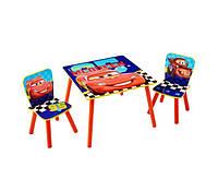 Набор детской мебели Тачки Disney от Worlds Apart