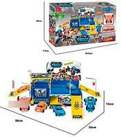 Игровой набор гараж 8610 Тобот в коробке