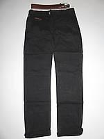 Котоновые брюки для мальчиков Grace оптом ,152-176 рр.