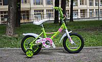 Детский двухколесный велосипед Azimut Kathy 12 дюймов