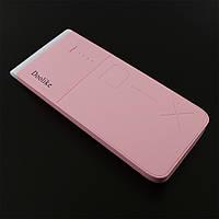Резервний акумулятор Doolike XD-05, 10000 mAh, рожевий, салатовий, рожевий, УМБ, Power Bank, павер банк