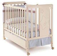 Детская кроватка с ящиком NOVA IVORY цвет слоновой кости (NOVA IVORY/K3)