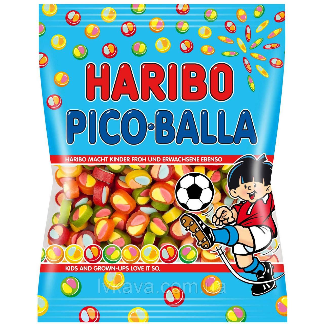 Желейные конфеты Haribo Pico Balla, 175 гр