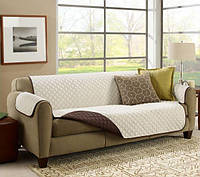 Покрывало двустороннее Couch Coat, накидка на диван 2,35 м