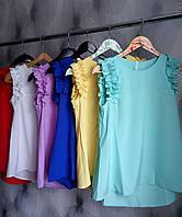 Блуза Флоренция, от 42 до 50, мята