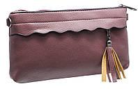 Модный женский клатч 6608 lilac