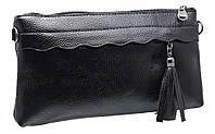 Модный женский клатч 6608 black