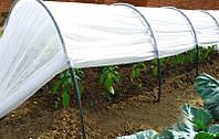 Парник из спанбонда: плотность 30, 50, 60 г/м², разные размеры, колышки для фиксации, клипсы