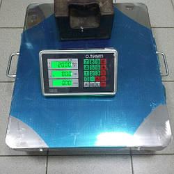 Товарні ваги Олімп Р3+S_600