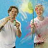 Ведучі «Сніданку з 1+1» пропонують провести літо яскраво з фарбами Холі!