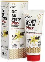 GC Зубной гель-крем GC MI Paste Plus, 35 мл (vanilla)