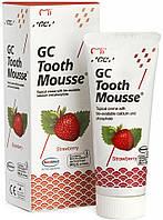 GC Зубной гель-крем GC Tooth Mousse, 35 мл (strawberry)