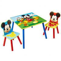 Набор детской мебели Микки Маус Disney от WORLDS APART
