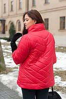 Куртка женская стильная весенняя р. 54-72