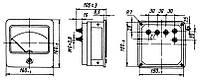 Амперметр М366, вольтметр М366, микроамперметр М366, миллиамперметр М366, киловольтметр М366