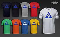 Стильна футболка Le Coq Sportif