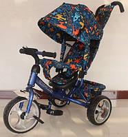 Трехколесный велосипед Tilly Trike T-344