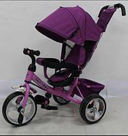 Трехколесный велосипед Tilly Trike T-343 фиолетовый