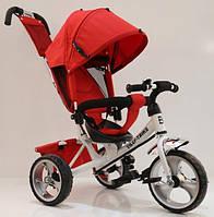 Трехколесный велосипед Tilly Trike T-343 красный