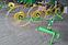 """Грабли-ворошилки """"Солнышко"""" ГВН-5 (5-колес; Украина), фото 3"""