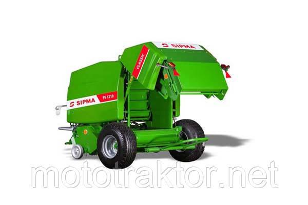 Прес-підбирач рулонний для трактора Sipma PS-1210 (Польща)