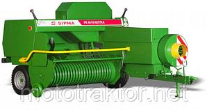 Прес-підбирач тюків для мінітрактора Sipma PK-4000 (Польща)