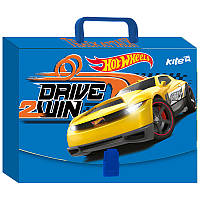 Портфель-коробка Hot Wheels, KITE