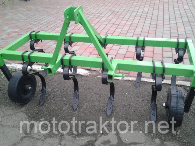 Культиватор сплошной обработки КСО-1.5 (Украина)