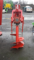 "Бур садовый для трактора ""Wirax"" 1S-40 (диаметр 40 см)"