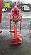 """Бур садовый для трактора """"Wirax"""" 1S-40 (диаметр 40 см), фото 2"""