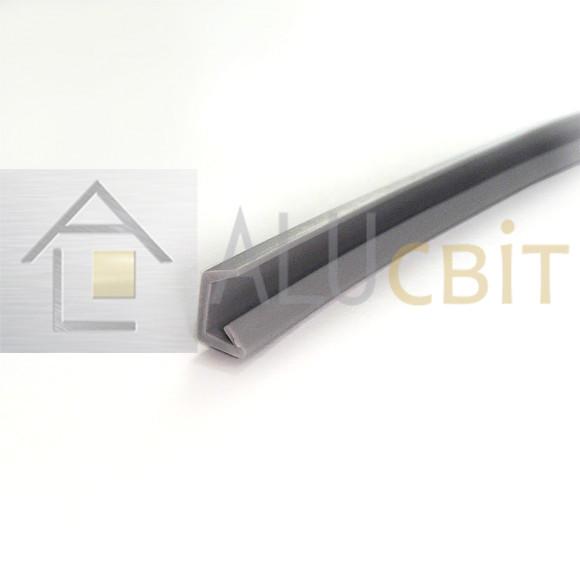 Уплотнитель для стекла, толщина  2 мм