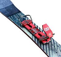 Крепления для скибордов Revel8 Receptor Red